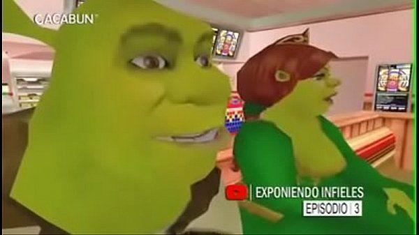 Shrek Hentai