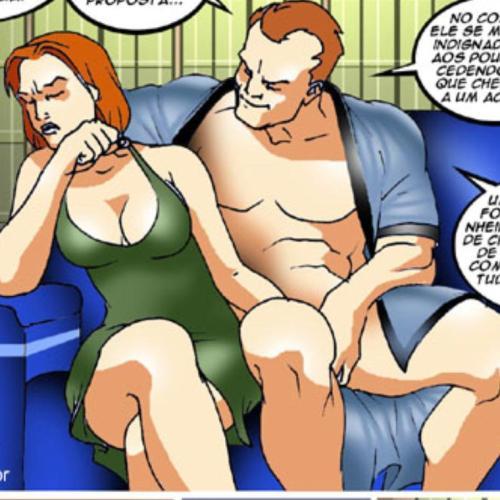 Relações patronais 1 – Hq porno seiren